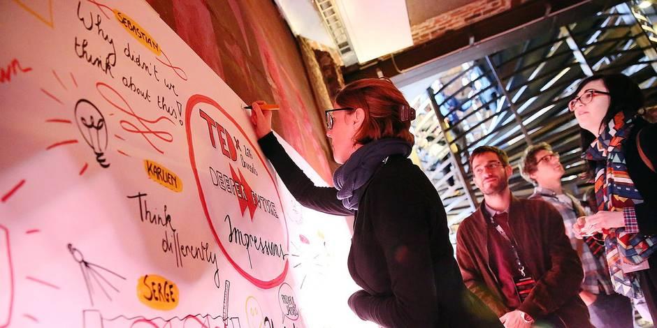 TEDx fait son show intelligent à Bruxelles - La Libre