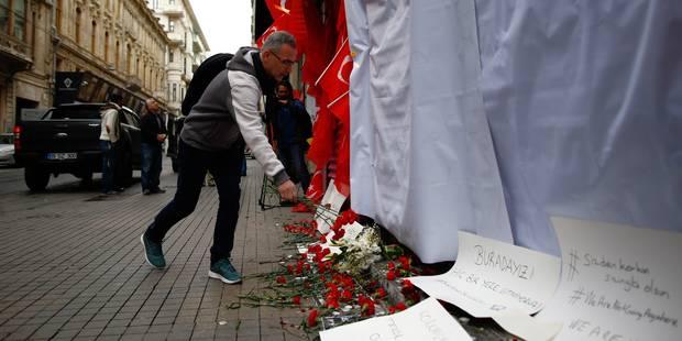 Attentat d'Istanbul: l'auteur lié au groupe Etat islamique - La Libre