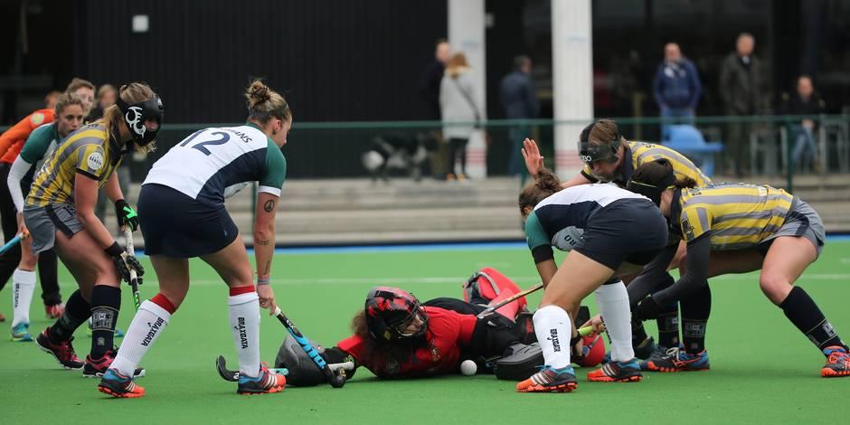 Dames: le Waterloo Ducks et le Braxgata sont bel et bien les meilleures équipes du championnat - La Libre