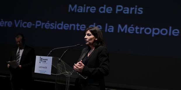 """Pour la maire de Paris, le """"communautarisme"""" à Molenbeek a """"protégé"""" Abdeslam - La Libre"""