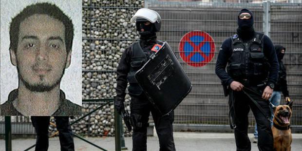 La police diffuse des photos de Najim Laachraoui - La Libre