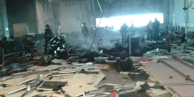 Attentats de Bruxelles: Les victimes réparties dans 25 hôpitaux du pays - La Libre