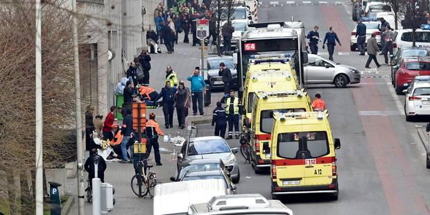 Attentat Maelbeek: des témoignages surréalistes de survivants (VIDEOS) - La Libre