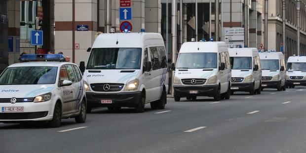 Attentats à Bruxelles: Les élèves ne peuvent sortir des écoles sans leurs parents - La Libre