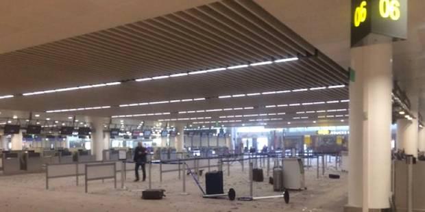Brussels Airport restera fermé ce mercredi, des centaines de vols déviés ou annulés - La Libre