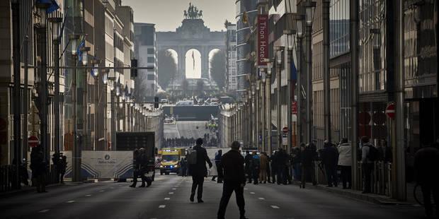 """""""Les jeunes qui vont voir sur Internet que la Belgique est au tapis vont être encore plus motivés"""" - La Libre"""