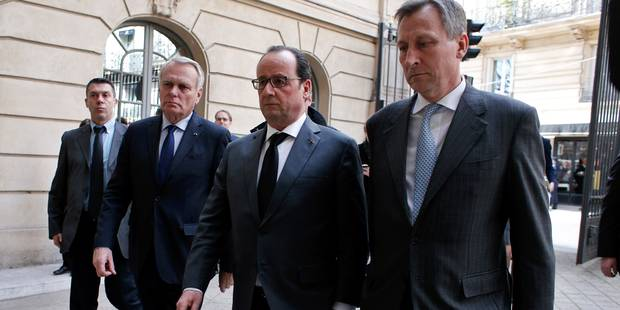 Attentats de Bruxelles : peine, tension et dérapages, en France - La Libre