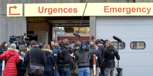 """Attentats à Bruxelles : """"Ce sont des blessures de guerre qu'on n'a pas l'habitude de voir"""" - La Libre"""