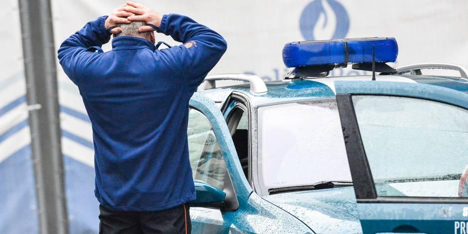 L'homme arrêté à Anderlecht n'est pas Najim Laachraoui