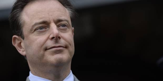 """De Wever furieux que """"des jeunes choyés en Belgique"""" ont pu commettre ces attentats - La Libre"""