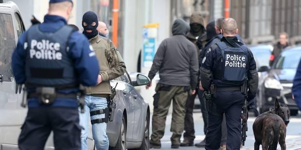 Attentats à Bruxelles : Deux élèves de Laeken sanctionnés pour apologie du terrorisme - La Libre