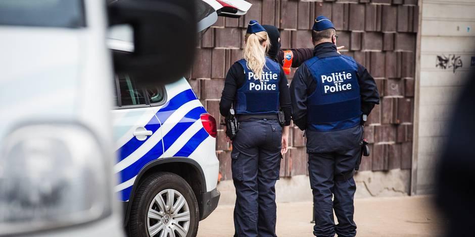 """De plus en plus probable qu'""""Abdeslam avait un projet de fusillade dans Bruxelles"""""""