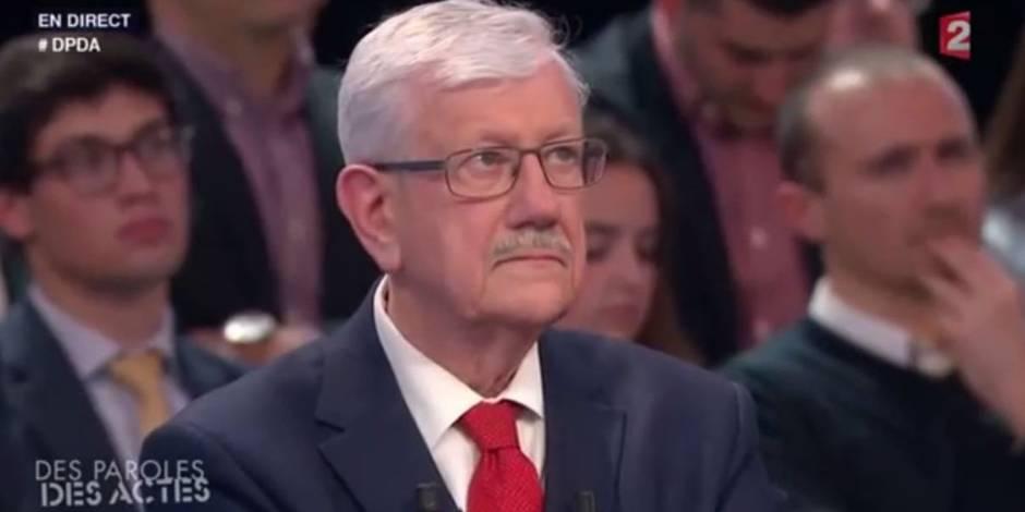 """Philippe Moureaux: """"J'ai peut-être été trop prudent en matière de mixité sociale"""""""