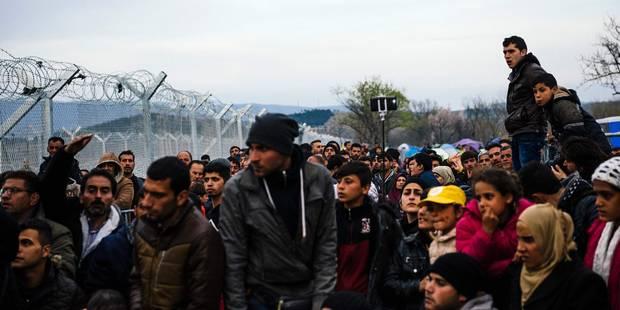 Les demandeurs d'asile sont apeurés par les attaques de Daech en Belgique - La Libre