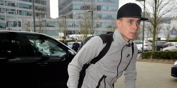 Thorgan Hazard sans doute forfait contre le Portugal, Dembélé et Carrasco ménagés - La Libre