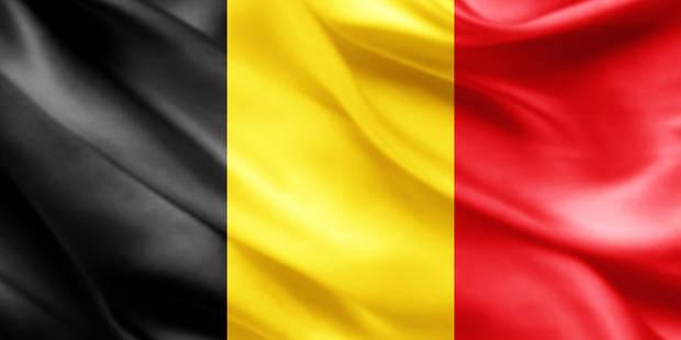 Ce samedi, avec La Libre, recevez le drapeau belge - La Libre