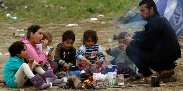 Les Etats-Unis débloquent 20 millions de dollars pour aider les réfugiés en Europe - La Libre