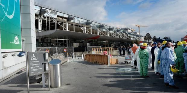 Au redémarrage, l'aéroport de Zaventem ne pourra enregistrer que 800 passagers de l'heure au lieu de 5000 - La Libre