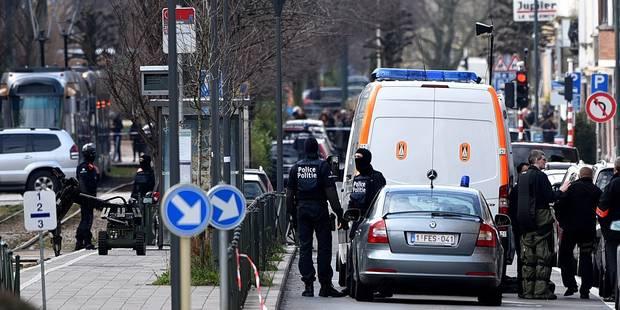Attentat déjoué en France: la garde à vue de Reda Kriket prolongée - La Libre
