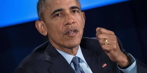 """Le spectre d'une """"bombe sale"""" de l'EI plane sur un sommet nucléaire à Washington - La Libre"""