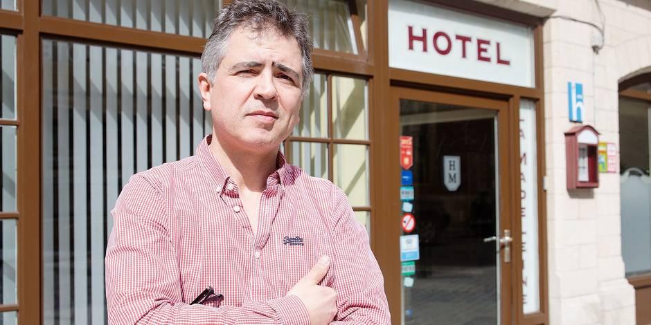 hotel la madeleine apres attentats gare centrale