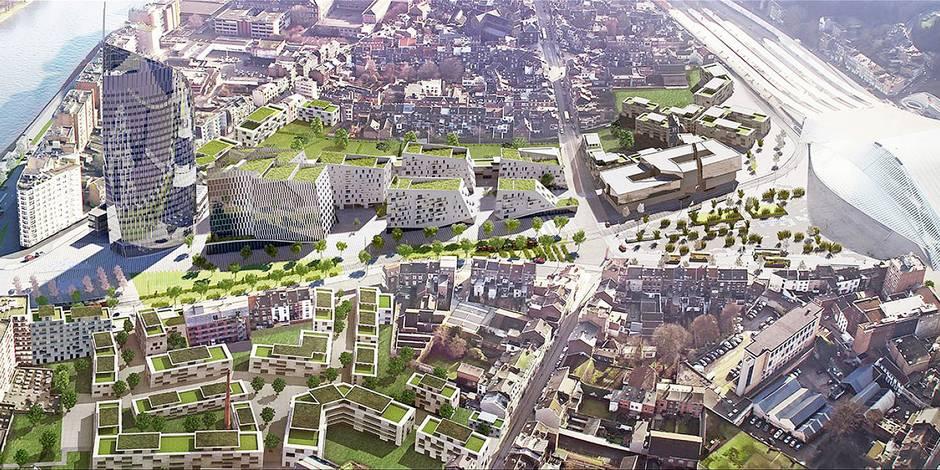 Liège: focus sur la ville de demain - La Libre