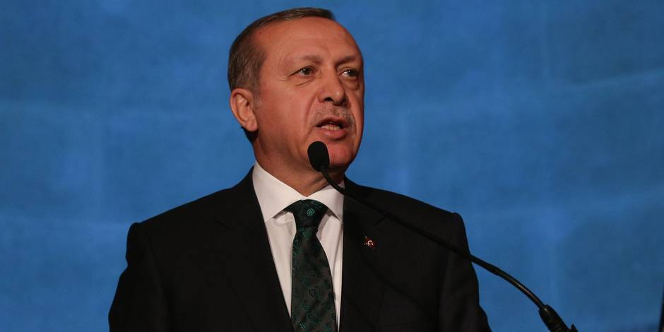 Diplomatie pour les nuls: Erdogan connaît la chanson - La Libre