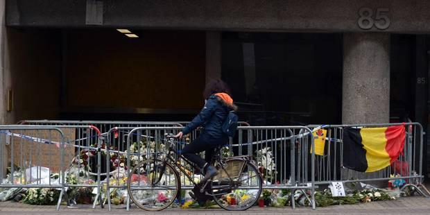 """Lettre ouverte d'agents de la Stib: """"Debout contre la haine et la terreur"""" - La Libre"""