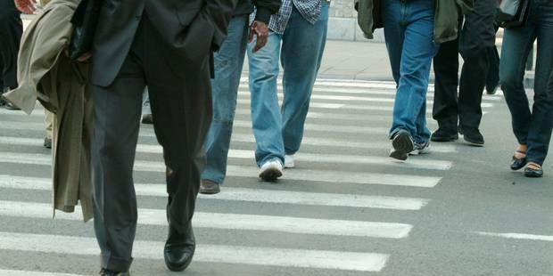 Voici 10 conseils pour traverser en toute sécurité - La Libre