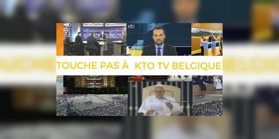 20.000 signatures pour le maintien de la distribution de KTO TV en Belgique