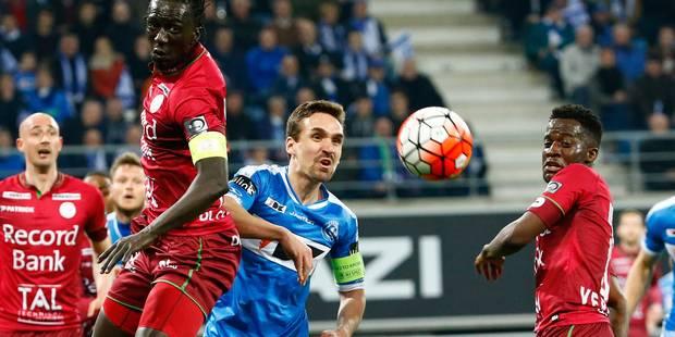 Playoffs 1: La Gantoise accrochée d'entrée (1-1) - La Libre