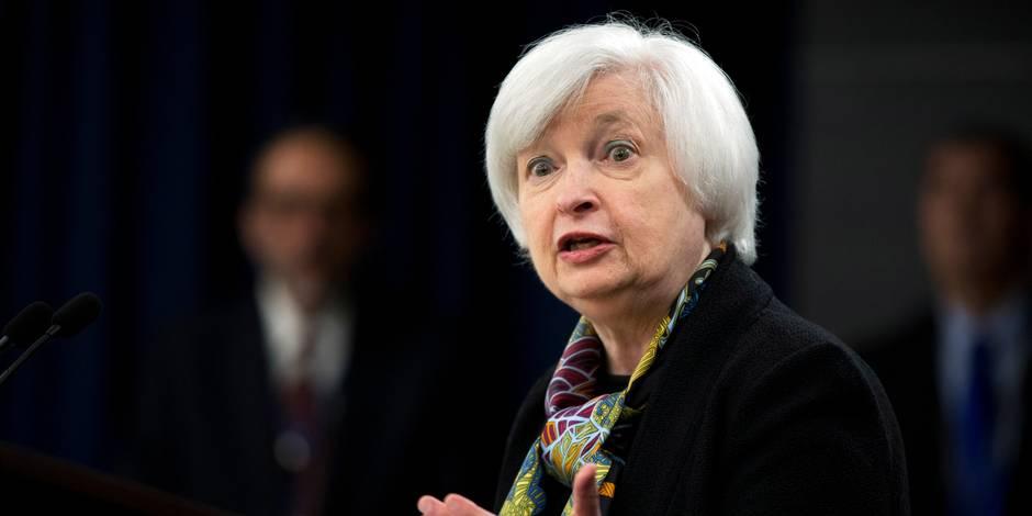 Revue boursière : Yellen fait machine arrière - La Libre
