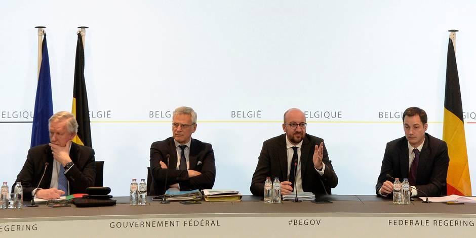 Grands reproches adressés à la Belgique (1/5) : la complexité du modèle fédéral nuit-elle à la lutte antiterroriste? - L...