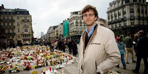 Les Bruxellois se reconstruisent peu à peu après les attentats - La Libre