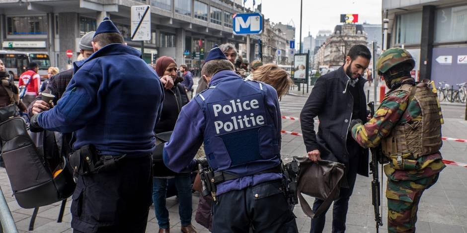 Grands reproches adressés à la Belgique (5/5): les services de sécurité sont-ils sous-financés ? - La Libre