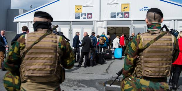 Brussels Airport: une centaine de vols seront opérés par trois compagnies mardi - La Libre