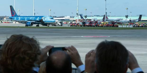 A partir de samedi, tous les vols de Brussels Airlines décolleront de Brussels Airport - La Libre