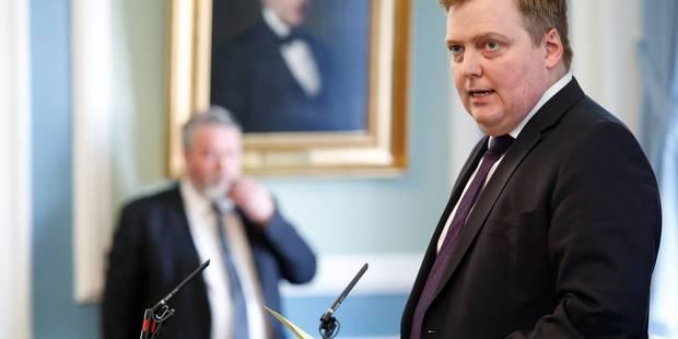"""""""Panama Papers"""": emporté par le scandale, le Premier ministre islandais démissionne - La Libre"""