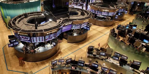Bourses: la tendance est restée négative mardi en Europe - La Libre
