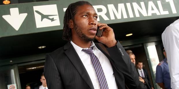 Dieumerci Mbokani renonce à l'équipe nationale de la RD Congo - La Libre