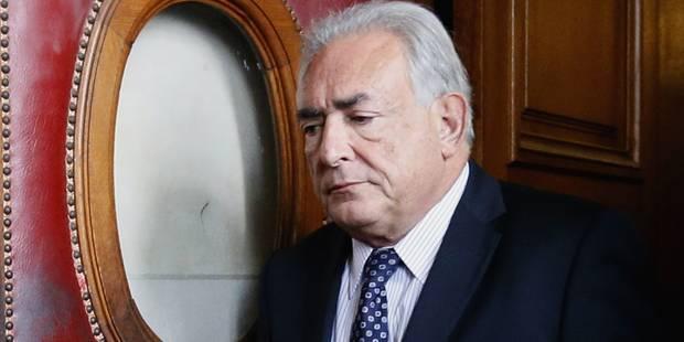 """""""Panama Papers"""": le nom de DSK cité dans le scandale - La Libre"""