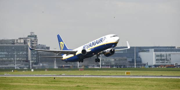 Ryanair opérera à nouveau vendredi depuis Zaventem - La Libre