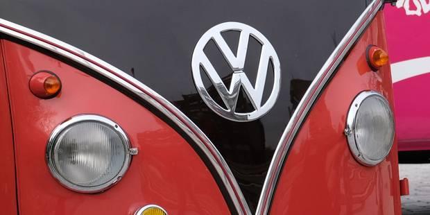 """""""Dieselgate"""": Volkswagen attaqué en justice par des concessionnaires américains - La Libre"""