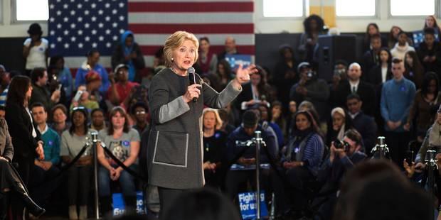 USA: des attaques de plus en plus violentes entre Clinton et Sanders - La Libre