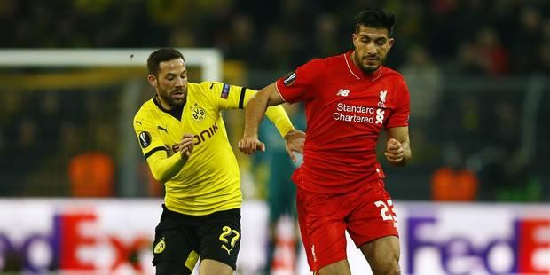 Europa League: nul entre Dortmund et Liverpool, Séville, Villareal et Donetsk prennent une option - La Libre