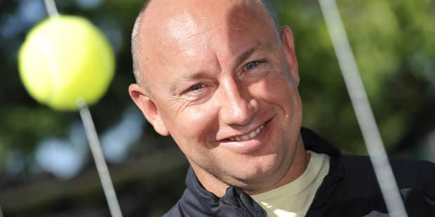 Tennis : Julien Hoferlin est décédé - La Libre