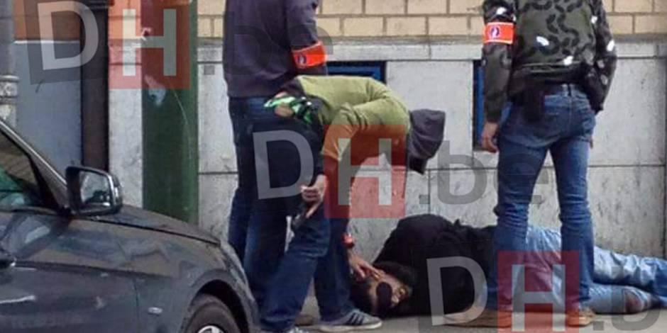 Fin de cavale pour Mohamed Abrini: le récit et les photos de son arrestation