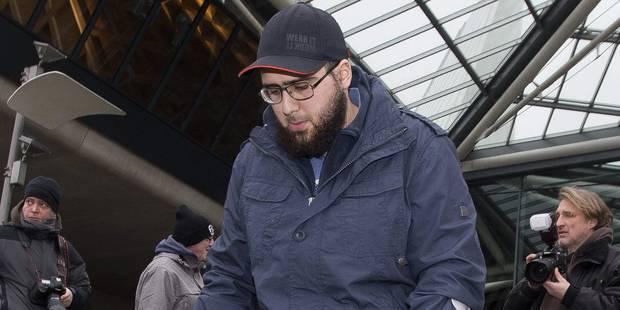 Bilal El Makhoukhi conteste formellement toute participation aux attentats de Bruxelles - La Libre