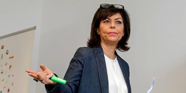 Inculpée, Joëlle Milquet démissionne - La Libre