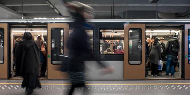 """""""Si j'avais été courageux, j'aurais repris le métro tout de suite"""" - La Libre"""